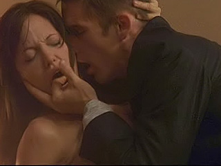 Angelina jolie giving oral sex