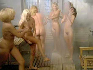 Phrase Group of women nude in the shower And