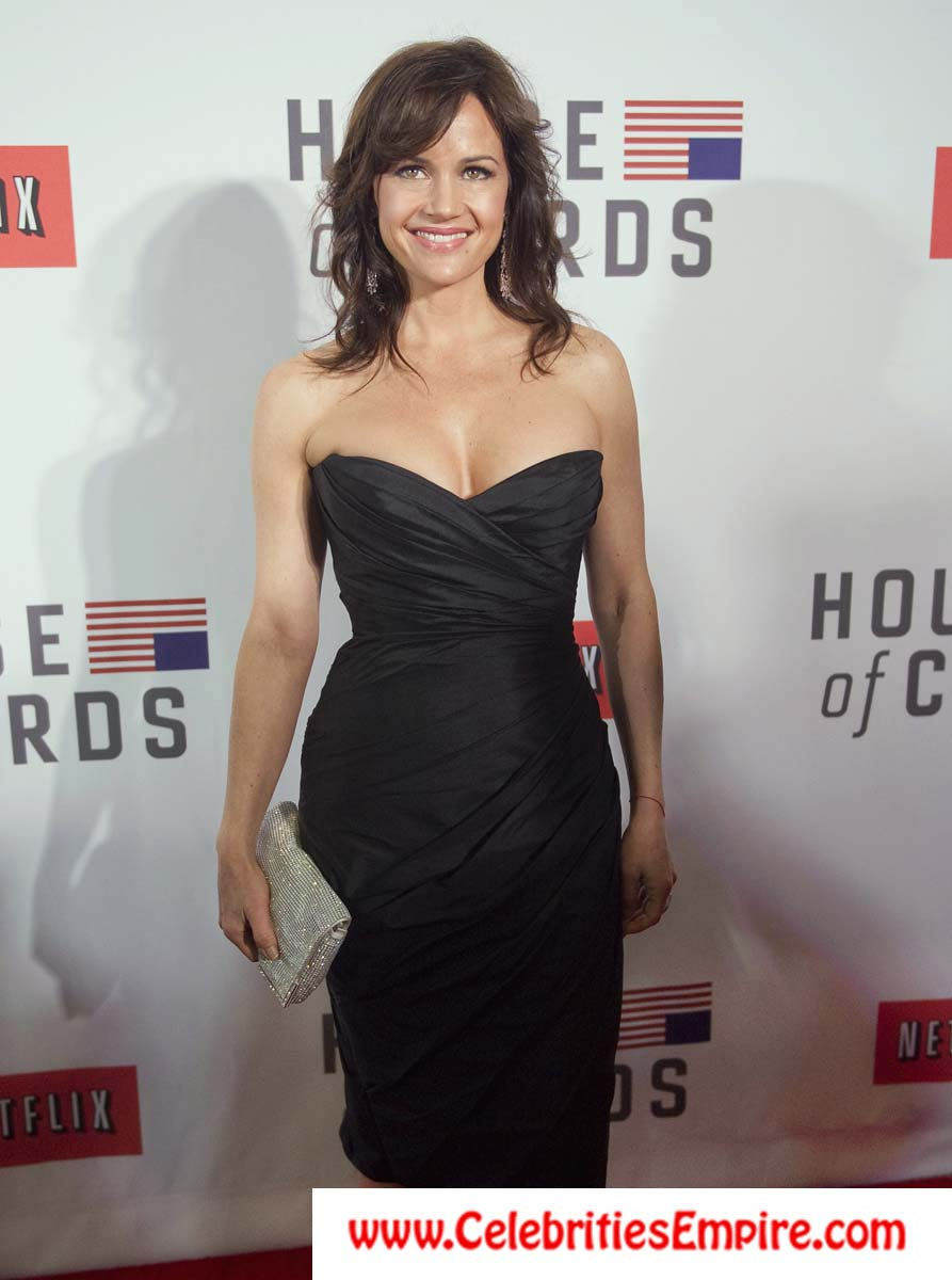 Yes Carla gugino see through can, too