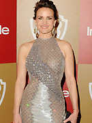Very Carla gugino see through agree
