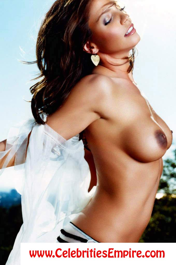 Charisma Carpenter Topless