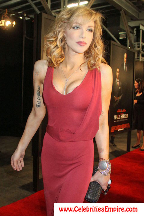 And Boob courtney love OMG love