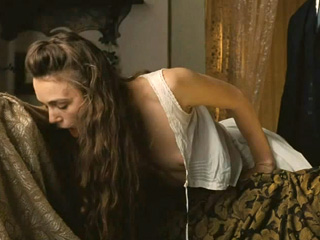 Spanked keira knightley