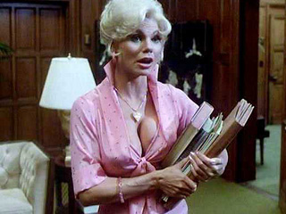 Loni Anderson Busty Cleavage
