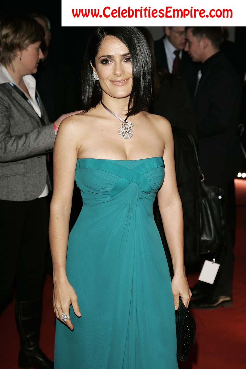 Salma Hayek :: Celebrity Movie Archive
