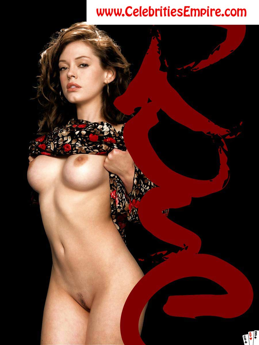 Rose mcgowan nude sex