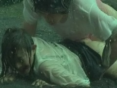 Shion Machida in intense outdoor sex