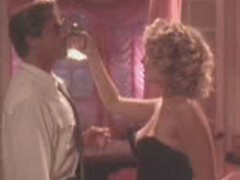 Sexy celebrity Virginia Madsen in some hot scenes