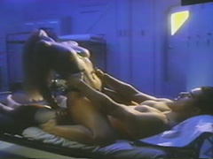 Jaime Pressly all nude in sex scene