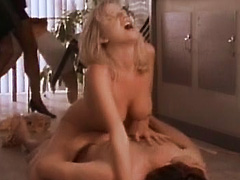 Jennifer Behr having sex at the floor
