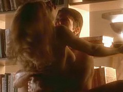 Kelly Preston in naughty nude sex scene