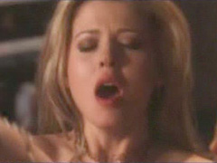 Tara Reid nude in naughty sex scene
