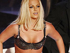 Celeb Britney Spears in hot gimme video