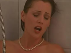 Holly Hollywood nude under the shower