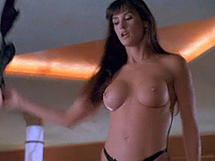 Demi Moore in naughty striptease scene
