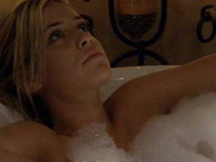 Kristin Cavallari nude in bubble bath