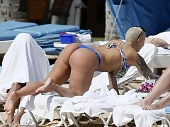 Amber Rose ass photos