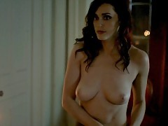 Sarah Power Nude Boobs In The Hexecutioners Movie