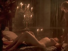 Monica Bellucci Nude Boobs In Brotherhood of the Wolf Movie