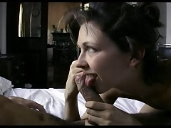 Margo Stilley Blowjob Scene