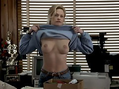 Melanie Griffith Beautiful Boobs In Nobody's Fool Movie