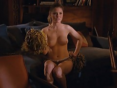 Kaitlin Doubleday Nude Boobs In Hung Series