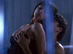 Monica Bellucci lap dance and sex scene