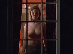 Thora Birch Nude Busty Boobs In American Beauty Movie