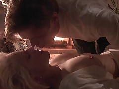 Madonna Nude Boobs And Sex In Body Of Evidence Movie