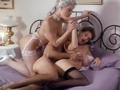 Shannon Whirry And Delia Sheppard Threesome Sex In Animal In...