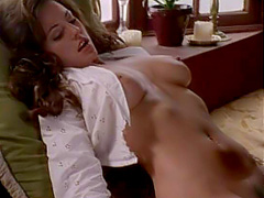 Krista Allen naked in hot sex action