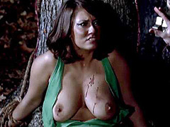 Zoe Sloane topless reveal large breasts