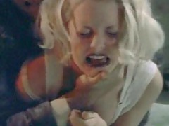 Jordan Ladd Nude Sex Scene In Junked Movie