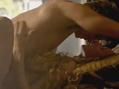 Rebecca Ferguson naked during hot sex scene