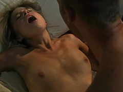 Ellen Woglom nude as a guy brings her to orgasm