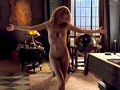 Connie Nielsen Nude Boobs And Butt In The Devils Advocate Mo...