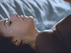 Monica Bellucci Nude Boobs And Sex Scene In Combien Tu Maime...