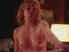 Angel McCord topless showing her boobies