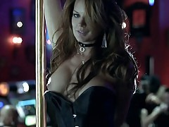 Natasha Alam Nude Boobs And Pole Dance In True Blood Series
