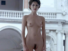 Susie Bick naked shows big breasts and bush