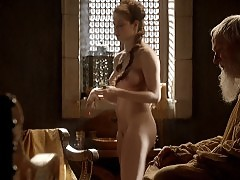 Esme Bianco Nude Scene In Game of Thrones Series