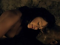 Marisa Ramirez Nude Boobs And Butt In Spartacus Gods Of The ...