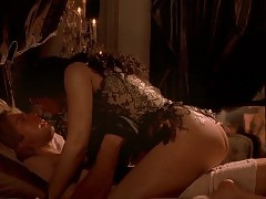 Monica Bellucci Nude Sex Scene In Brotherhood Of The Wolf Mo...