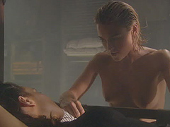Kelly Carlson fully naked foreplay scene