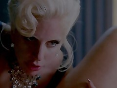 Lady Gaga oral sex scene from American Horror Story