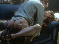 Julianne Moore having hot sex with a guy