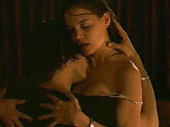 Katie Holmes hot in some naughty sex scene