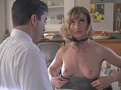 Stacy Keibler expose her sexy topless
