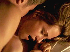 Kristen Stewart nude during hot sex scene