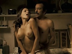 Elizabeth Cervantes Nude Sex Scene In El Infierno Movie